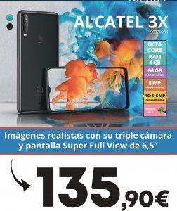 Oferta Alcatel 3X