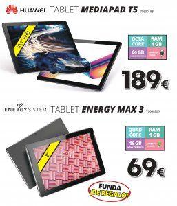 Oferta Tablets Abril 2020