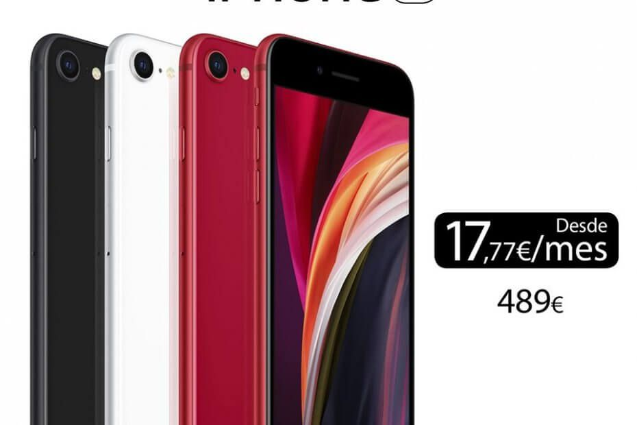 Iphone SE oferta