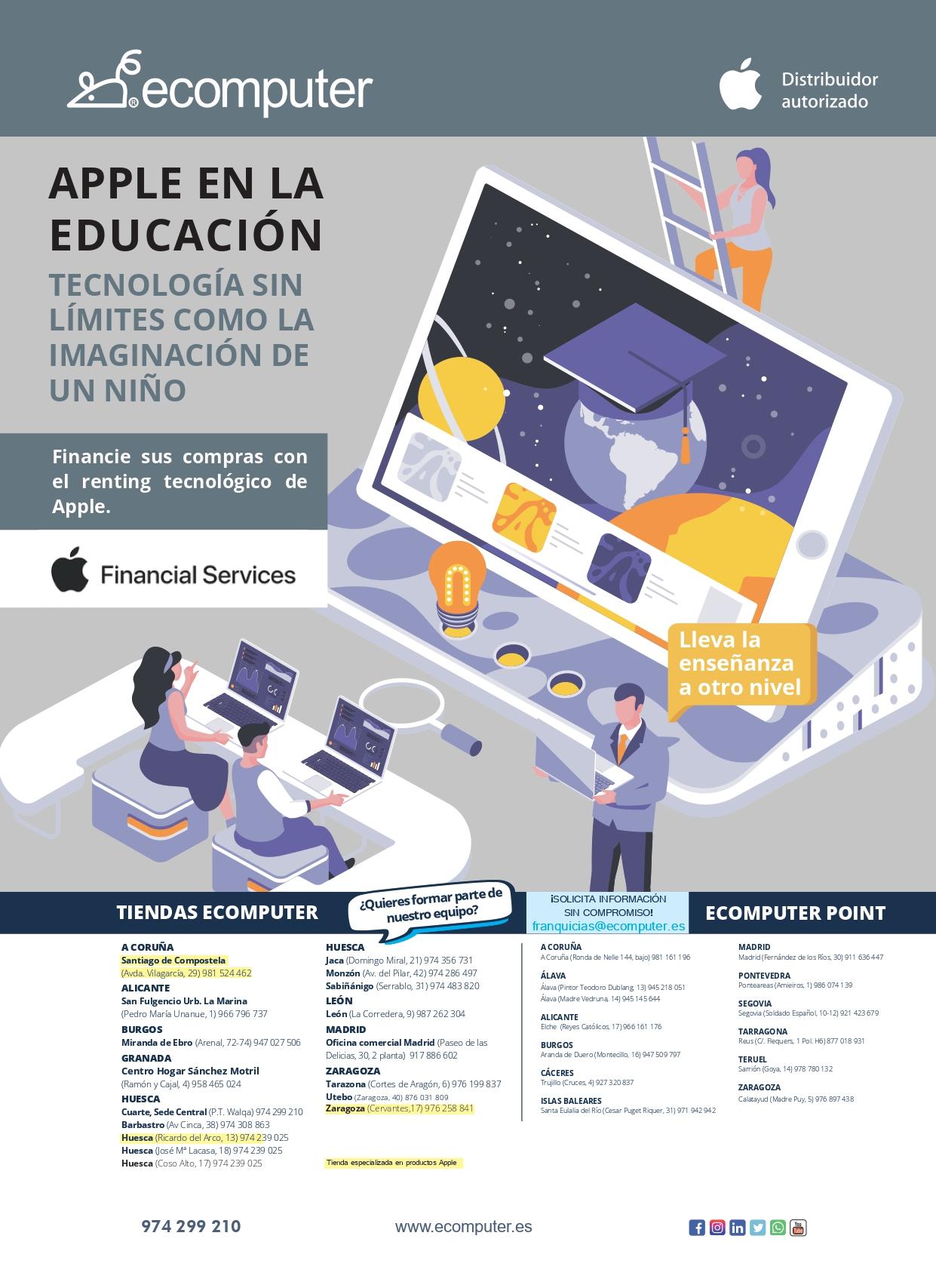 Soluciones para Educación